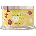HomeWorx Pineapple Colada 4 Wick Candle