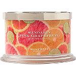 HomeWorx Mandarin Pink Grapefruit 4 Wick Candle
