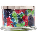 HomeWorx Bahama Breeze 4 Wick Candle