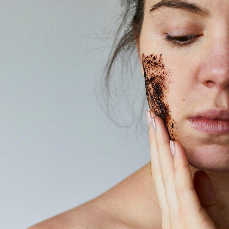 UpCircle Coffee Face Scrub Floral Blend For Sensitive Skin | Ulta Beauty