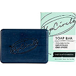 UpCircle Chocolate Charcoal Chai Soap Bar For Face And Body