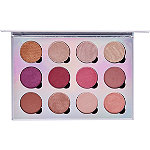 PÜR Extreme Visionary 12-Piece Magnetic Eyeshadow Palette With Hemp