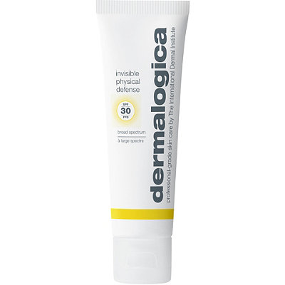 Invisible Physical Defense Sunscreen SPF 30