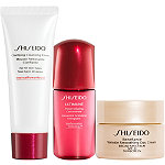 Shiseido Strengthening & Wrinkle Smoothing Favorites