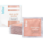 Bliss Rose Gold Rescue Gentle Resurfacing Peel