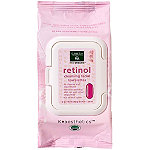 Earth Therapeutics Retinol Cleansing Facial Towelettes