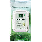 Earth Therapeutics Tea Tree Cleansing Facial Towelettes
