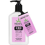 Hempz Rose Oil 300mg CBD Herbal Moisturizer