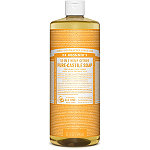 Dr. Bronner's Citrus Orange Pure-Castile Liquid Soap