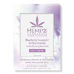 Hempz Blueberry Lavender & Chamomile Herbal Relaxing Bath Salt Packettes