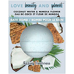 Love Beauty and Planet Coconut Water & Mimosa Flower Bath Bomb