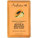 SheaMoisture Papaya & Vitamin C Revive & Brighten Bar Soap