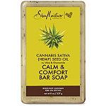 SheaMoisture Cannabis Sativa (Hemp) Seed Oil Calm & Comfort Bar Soap