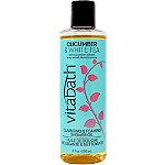 Vitabath Cucumber & White Tea Cleansing & Foaming Shower Oil
