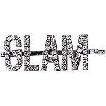 Kitsch Glam Word Rhinestone Kitsch x Justine Marjan Bobby Pin