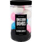 da Bomb Rainbow Sherbet Unicorn Bath Bombs