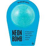 da Bomb Neon Blue Bath Bomb