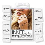 Inked by Dani Temporary Tattoos Expression Pack