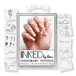 Inked by Dani Temporary Tattoos Barely There Pack