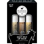 Dionis Goat Milk Lip Balm Set