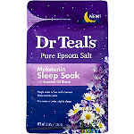 Dr Teal's Melatonin Sleep Soak Pure Epsom Salt