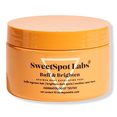 Buff & Brighten Body Exfoliating Pads