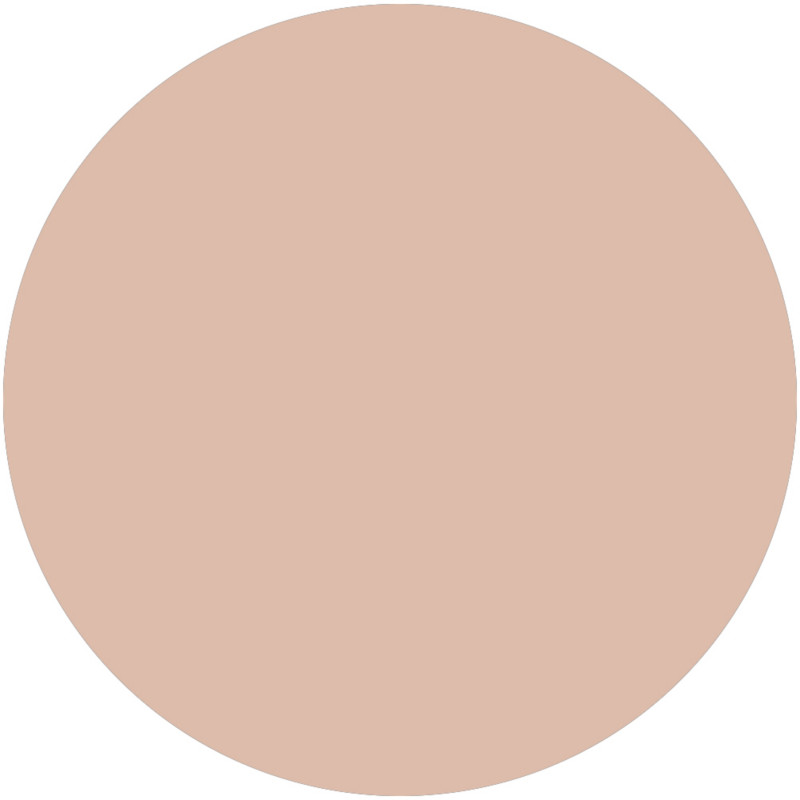 Quenched (bronzy peach shimmer)