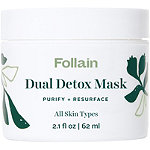 Follain Dual Detox Mask: Purify + Resurface