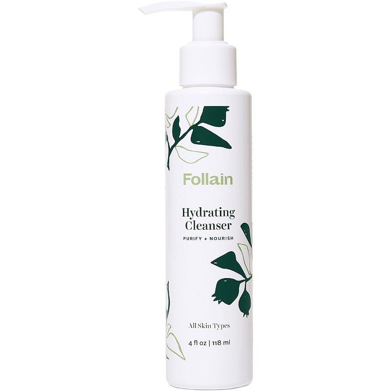 Hydrating Cleanser: Purify + Nourish by Follain #16