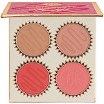 BH Cosmetics Chocolate Cherry Truffle - 4 Color Blush Palette