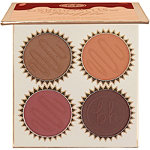 BH Cosmetics Chocolate Marshmallow Truffle - 4 Color Blush Palette