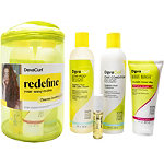 DevaCurl Redefine Your Wavy Routine: Cleanse, Condition, Style Kit