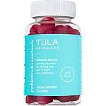 Tula Balanced Beauty Gummy Vitamins for Strong Hair, Skin & Nails Plus Probiotic