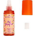 I Heart Revolution Pink Grapefruit Brightening Fixing Spray