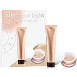 BECCA Cosmetics Bring The Light Prime + Set Kit