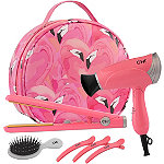 Chi Flirty Flamingo Travel Kit