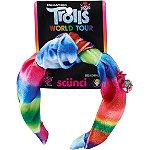 Scünci Trolls Knotted Headband