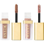 Stila Double Dip Suede Shade and Glitter & Glow Liquid Eyeshadow