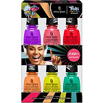 China Glaze Trolls World Tour Collection 6 Piece Mini Kit