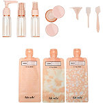 Kitsch 11 Piece Peach Bottle Set