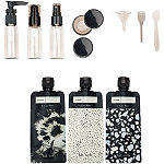Kitsch 11 Piece Black Bottle Set