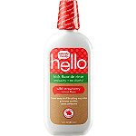 Hello Kids Wild Strawberry Anticavity Fluoride Rinse