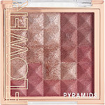 FLOWER Beauty Online Only Pyramid Pigments Rose Glow Cheek Color
