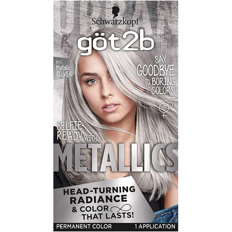 Got 2b Metallics Permanent Hair Color Ulta Beauty