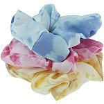 Capelli New York Tie Dye Chiffon Twisters