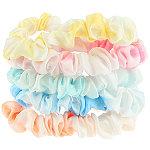 Capelli New York Mini Tie Dye Satin Twisters