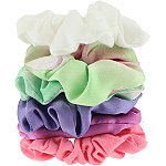 Capelli New York Tie Dye Satin & Jersey Twisters