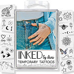 Inked by Dani Temporary Tattoos Best Sellers Pack