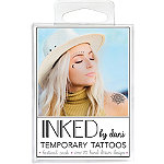 Inked by Dani Temporary Tattoos Festival Pack