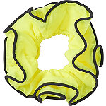 Scünci Neon Yellow Nylon Mesh Scrunchie